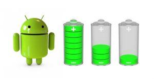 Телефон Android неправильно показывает заряд батареи