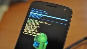 Android не загружается дальше логотипа