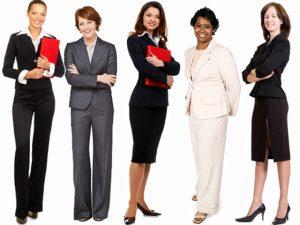 Что одеть на собеседование женщине