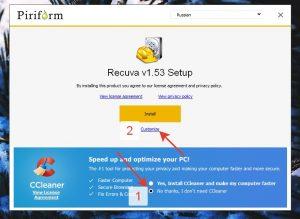 Как восстановить удаленные файлы на Windows 10