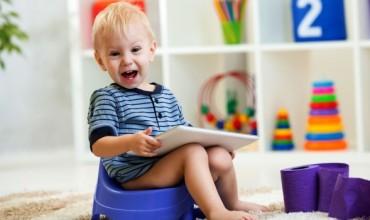 Как приучить ребенка к горшку - проверенные методики