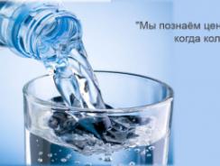 Как правильно пить воду в течение дня чтобы похудеть