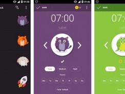 ТОП 5 приложений Android будильник